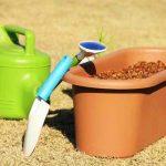 ベランダ菜園の道具